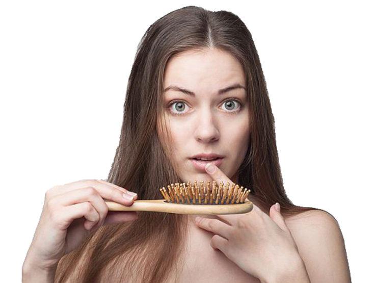 romarin pour la perte de cheveux